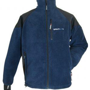 Jacheta din Polartec model Kon, bleumarin